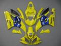 Fairings Yamaha YZF-R6 Yellow Blue No.46 Camel R6 Racing (2006-2007)