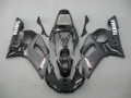 Fairings Yamaha YZF-R6 Contrast Black R6 Racing (1998-2002)