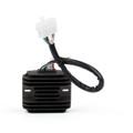 Regulator Voltage Rectifier Yamaha FJ600 FZ600 YX600 XS650 XS400 (70s-80s) YHC-106
