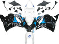 Fairings Honda CBR 600 RR White Black Blue Coin RR Racing (2009-2012)