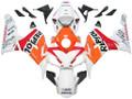 Fairings Honda CBR 1000 RR White Orange Repsol Racing (2006-2007)