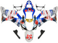 Fairings Suzuki GSXR 1000 Multi-Color pepephone Racing  (2003-2004)