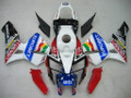 Fairings Honda CBR 600 RR Multi-Color Eurobet Racing (2005-2006)