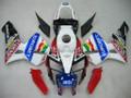 Fairings Honda CBR 600 RR Multi-Color Eurobet Racing (2005-2006)