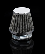 Air Filter 52mm Honda CB Kawasaki KZ ZR Suzuki GS GT Yamaha Motorcycle