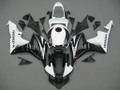 Fairings Honda CBR 600 RR Black & White CBR Racing (2007-2008)