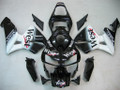 Fairings Honda CBR 600 RR Black West Racing (2003-2004)