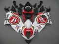 Fairings Suzuki GSX1300R Hayabusa White & Red Lucky Strike Racing  (1996-2007)