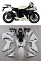 Fairings Plastics Suzuki GSXR600 GSXR750 K11 White Black GSXR Racing (2011-2014)