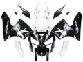 Fairings Honda CBR 600 RR White & Black Tribal Racing (2005-2006)