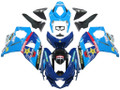 Fairings Suzuki GSXR 1000 Blue Rockstar Racing  (2009-2012)