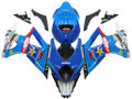 Fairings Suzuki GSXR 1000 Blue Rockstar  Racing  (2007-2008)