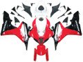 Fairings Honda CBR 600 RR Red White Black Honda Racing (2007-2008)