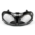 Headlight Assembly Headlamp Kawasaki ZX-9R (00-03) ZX-6R (00-02) ZZR600 (00-08) Clear