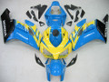 Fairings Honda CBR 1000 RR Blue Yellow CBR Racing (2004-2005)