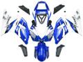 Fairings Yamaha YZF-R1 Blue & White R1 Racing (2000-2001)