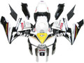 Fairings Honda CBR 600 RR Black & White Playboy Racing (2005-2006)