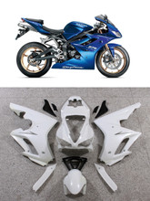 Fairings Triumph Daytona 675 Blue Daytona Racing (2009-2012)