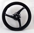 Front Wheel Rim Suzuki GSXR 600 750 (08-10) GSXR 1000 (09-10) Black