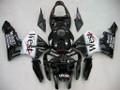 Fairings Honda CBR 600 RR Black West Racing (2005-2006)