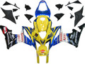 Fairings Honda CBR 600 RR Multi-Color No.46 Azzurro Racing (2007-2008)