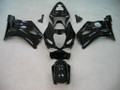 Fairings Suzuki GSXR 1000 All Black Suzuki Racing  (2003-2004)