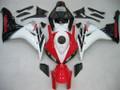 Fairings Honda CBR 1000 RR White Red Black CBR Racing (2006-2007)