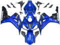 Fairings Honda CBR 1000 RR Blue & Black CBR Racing (2006-2007)