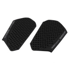 Tank Traction Side Pad Gas Fuel Knee Grip Decal Honda CBR600RR (13-15) Black