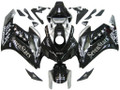 Fairings Honda CBR 1000 RR Black SevenStars Racing (2004-2005)