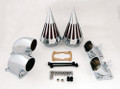 Spike Air Cleaner Intake Filter Kit Suzuki Boulevard M109R