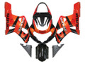 Fairings Suzuki GSXR 750 Orange Metallic & Black GSXR Racing  (2000-2003)