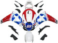 Fairings Honda CBR 1000 RR Red White Blue Star Racing (2008-2011)