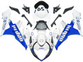 Fairings Suzuki GSXR 1000 White & Blue Jordan Racing  (2005-2006)