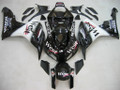 Fairings Honda CBR 1000 RR Black West Racing (2006-2007)