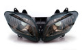 Headlight Yamaha YZF R1 Smoke Lenses (2002-2003)
