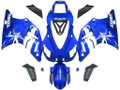Fairings Yamaha YZF-R1 Blue R1 Racing (1998-1999)