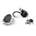 Ignition Switch Lock & Fuel Gas Cap Key Set Suzuki GSXR600 GSXR750 DL1000 V-Storm GSXR1000 SFV650 SV650 SV1000 DL650 V-Storm
