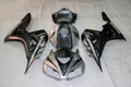 Fairings Honda CBR 1000 RR Silver Grey Metallic CBR Racing (2006-2007)
