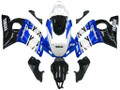 Fairings Yamaha YZF-R6 Blue Black Champions R6 Racing (1998-2002)