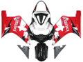 Fairings Suzuki GSXR 750 Red Silver Black GSXR Racing  (2000-2003)