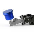 Hydraulic Drift Handbrake Oil Tank for Hand Brake Fluid Reservoir E-brake Blue