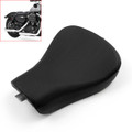 Driver Front Leather Seat Cushion For Harley Forty Eight XL1200X/X48 (2010-2015) Black