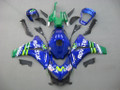 Fairings Honda CBR1000 RR Blue Green Movistar Racing (2008-2011)