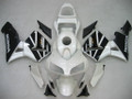 Fairings Honda CBR 600 RR White & Black Honda Racing (2003-2004)