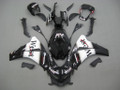 Fairings Honda CBR 1000 RR Black West Racing (2008-2011)