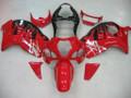Fairings Suzuki GSX1300R Hayabusa Red & Black Hayabusa Racing  (1996-2007)
