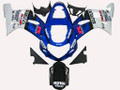 Fairings Suzuki GSXR 1000 Blue & White Motul Racing  (2000-2002)