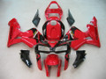 Fairings Honda CBR 600 RR Red & Black CBR Honda Racing (2005-2006)