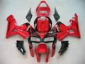 Fairings Honda CBR 600 RR Red & Black CBR Honda Racing (2005-2006)
